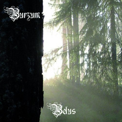 "Burzum - ""Belus"" CD cover image - Click to read review"