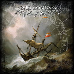 "By Blood Alone - ""Seas of Blood"" CD cover image"