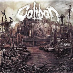 "Caliban - ""Ghost Empire"" CD cover image"