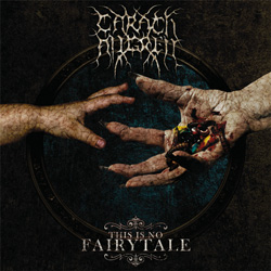 "Carach Angren - ""This Is No Fairy Tale"" CD cover image - Click to read review"