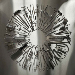 "Carcass - ""Surgical Steel"" CD cover image"