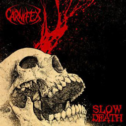 "Carnifex - ""Slow Death"" CD cover image"