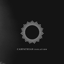 "Carpathian - ""Isolation "" CD cover image"