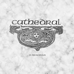 "Cathedral - ""In Memoriam (reissue)"" CD cover image"