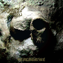 "Cauldron Black Ram - ""Stalagmire"" CD cover image"
