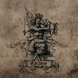"Cavus - ""Fester and Putrefy"" CD cover image - Click to read review"