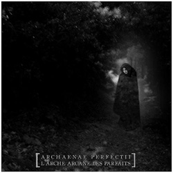 "Celestia  - ""Archanae Perfectii - L'arche Arcane des Parfaits"" CD cover image - Click to read review"