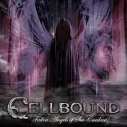 "Cellbound - ""Fallen Angels of Sui Caedere"" CD cover image"