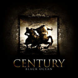 "Century - ""Black Ocean"" CD cover image - Click to read review"