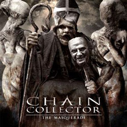 "Chain Collector - ""The Masquerade"" CD cover image - Click to read review"