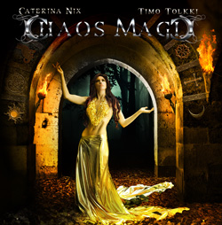 "Chaos Magic - ""Chaos Magic"" CD cover image"