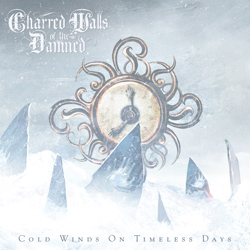 "Charred Walls Of The Damned - ""Cold Wind On Timeless Days"" CD cover image"