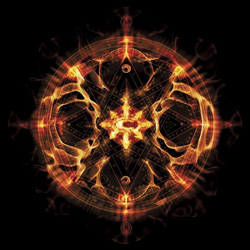 "Chimaira - ""The Age Of Hell"" CD cover image"