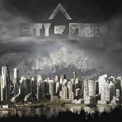 "City Of Fire - ""City of Fire"" CD cover image - Click to read review"