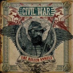 "Civil War - ""The Killer Angels"" CD cover image - Click to read review"