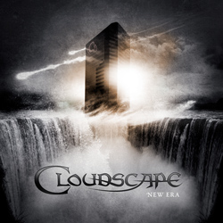 "Cloudscape - ""New Era"" CD cover image"