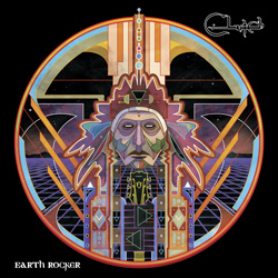 "Clutch - ""Earth Rocker"" CD cover image - Click to read review"