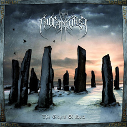 "Cnoc An Tursa - ""The Giants Of Auld"" CD cover image"