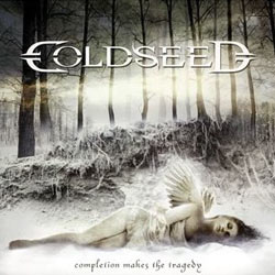 "Coldseed - ""Completion Makes the Tragedy"" CD cover image - Click to read review"