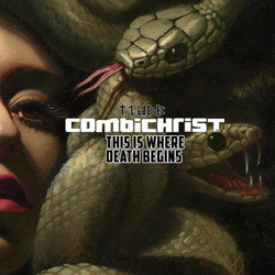 "Combichrist - ""This is Where Death Begins"" CD cover image"