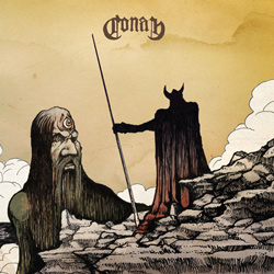 "Conan - ""Monnos"" CD cover image"