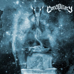 "Conspiracy - ""Irremediable"" CD cover image"