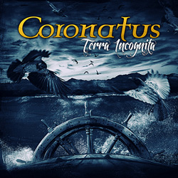 "Coronatus - ""Terra Incognita"" CD cover image"