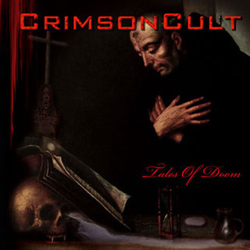 "Crimson Cult - ""Tales Of Doom"" CD cover image"