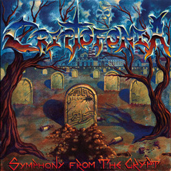 "Criptofonia - ""Symphony from the Crypt"" CD/EP cover image - Click to read review"