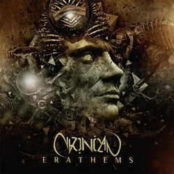 "Cronian - ""Erathems"" CD cover image"