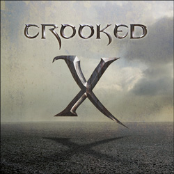 "Crooked X - ""Crooked X"" CD cover image"