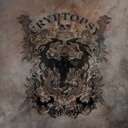 "Cryptopsy - ""Cryptopsy"" CD cover image"