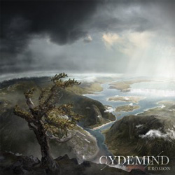 "Cydemind - ""Erosion"" CD cover image"