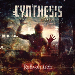 "Cynthesis - ""ReEvolution"" CD cover image"