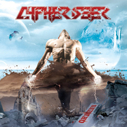 "CypherSeer - ""Origins"" CD cover image - Click to read review"