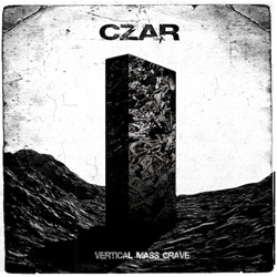 "Czar - ""Vertical Mass Grave"" CD cover image"