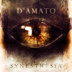 "D'Amato - ""Synesthesia"" CD/EP cover image"