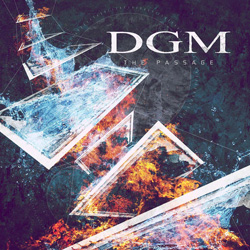 "DGM - ""The Passage"" CD cover image - Click to read review"