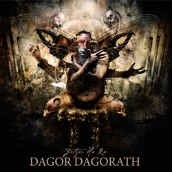 "Dagor Dagorath - ""Yetzer Ha'Ra"" CD cover image - Click to read review"