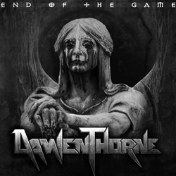 "Damien Thorne - ""End Of The Game"" CD cover image"