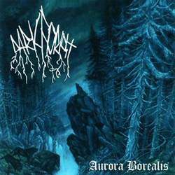 "Dark Forest - ""Aurora Borealis"" CD cover image"
