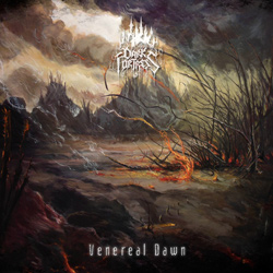 "Dark Fortress - ""Venereal Dawn"" CD cover image"