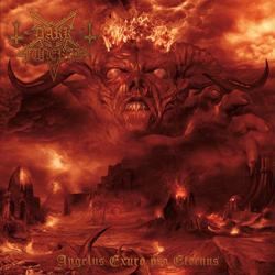 "Dark Funeral - ""Angelus Exuro pro Eternus"" CD cover image - Click to read review"