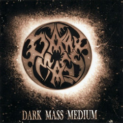 "Dark Mass - ""Dark Mass Medium"" CD cover image"