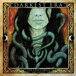 "Darkest Era - ""The Last Caress of Light"" CD cover image"
