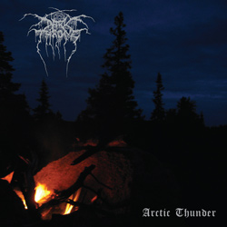 "Darkthrone - ""Arctic Thunder"" CD cover image - Click to read review"