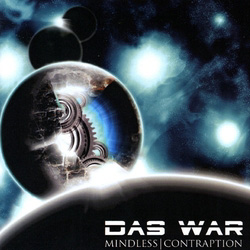 "Das War - ""Mindless Contraption"" CD cover image"