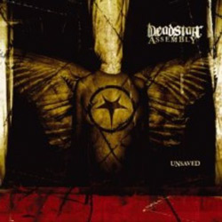 "Deadstar Assembly - ""Unsaved"" CD cover image"