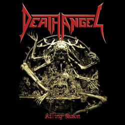 "Death Angel - ""Killing Season"" CD cover image - Click to read review"
