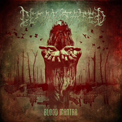 "Decapitated - ""Blood Mantra"" CD cover image - Click to read review"